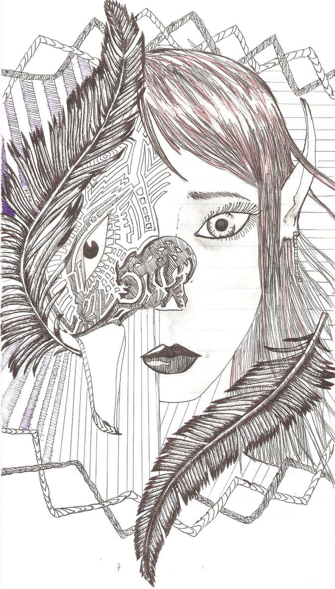 Raven by Yshura