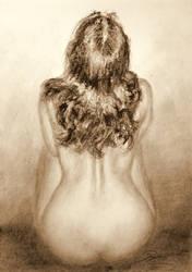 BACK NUDE By Rogerio Silva by Mariana-HotKitty