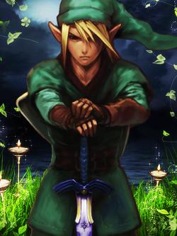 Zelda by Arawn-sama