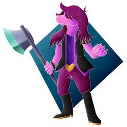 Susie by ArcanShineTales