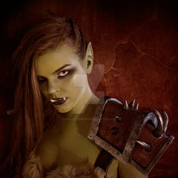 Orc Cosplay #2