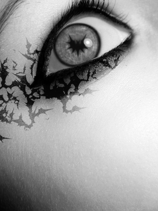Bat Eye by Crazy-Kiwii on DeviantArt