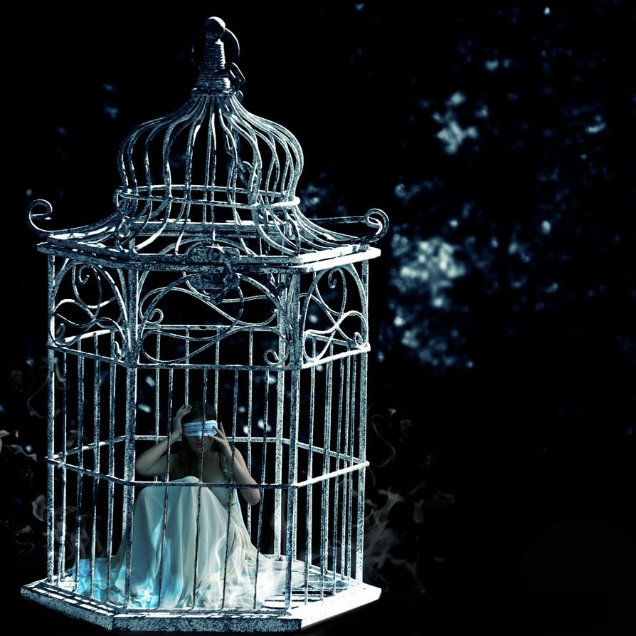 Caged by Crazy-Kiwii on DeviantArt