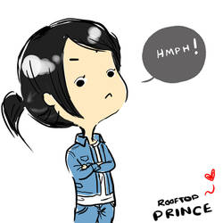 Rooftop Prince (Crown Prince) by LittleMaiTee