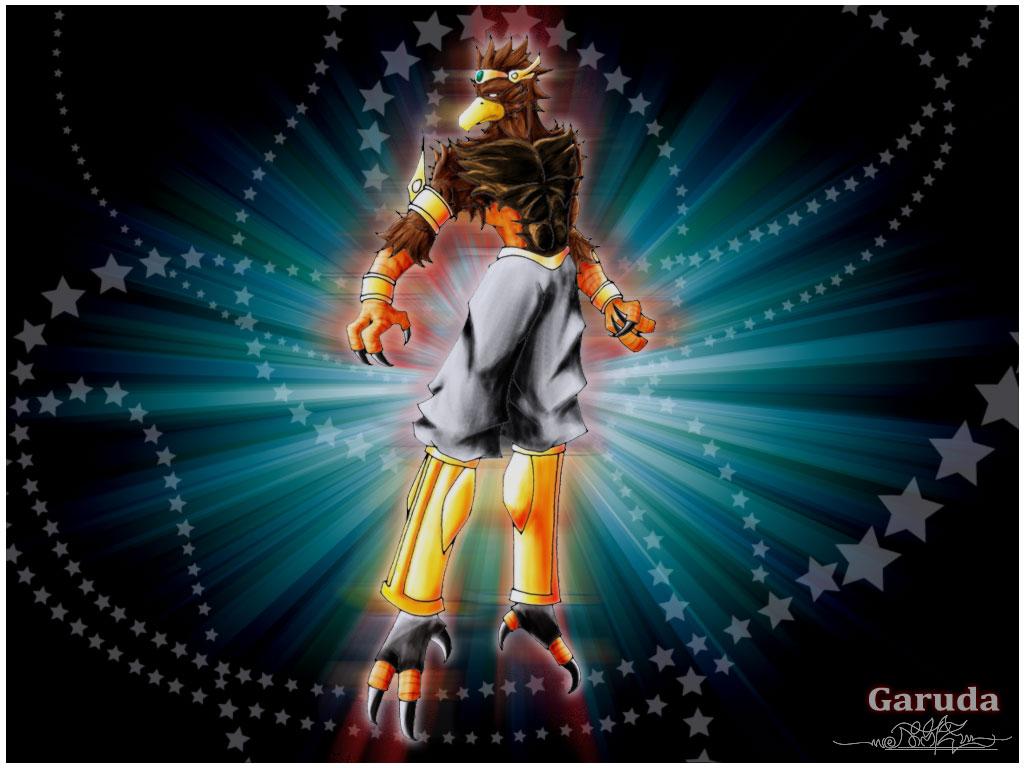 Garuda 2 By Kazmedia On DeviantArt