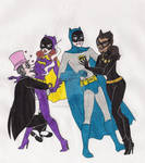 Holy Romance Batman