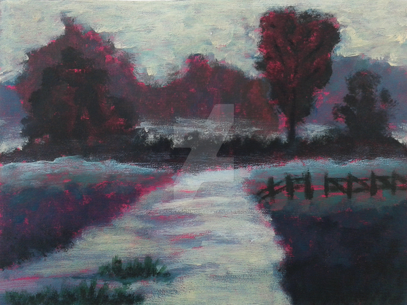 Serene by DuDragonNoir