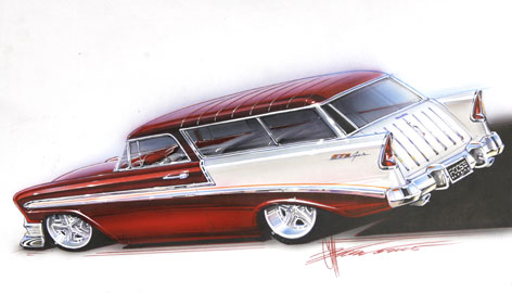 Chevy... by fadik