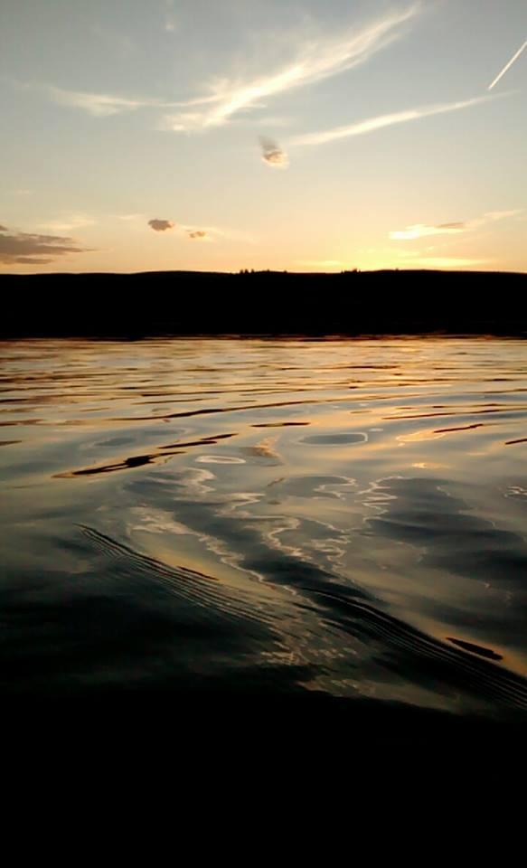 Sunset on the Horizon by KohakuAttaksTehWerld