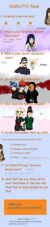 Silberrabes Naruto Meme
