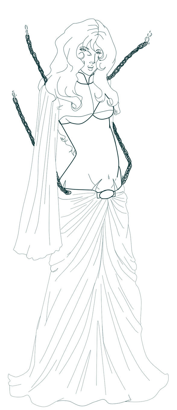 Mary Outlines