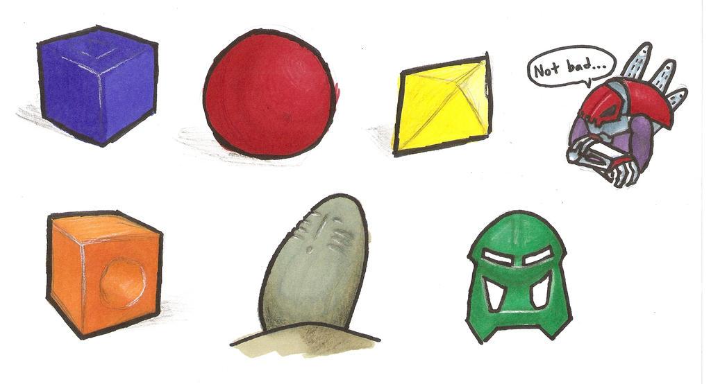 Art Marker Practice by 0nuku