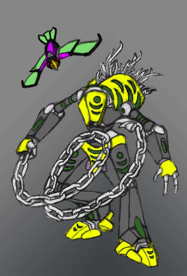 Corpus Rahkshi - Era by 0nuku