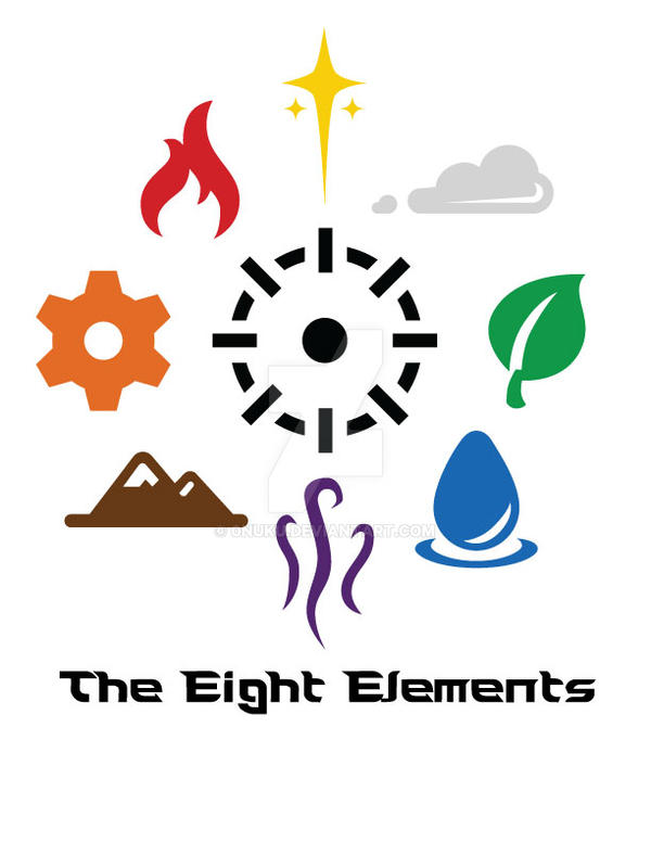 8 Elements Of Art : The eight elements by nuku on deviantart