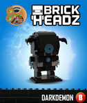 Brickheadz - DarkDemon