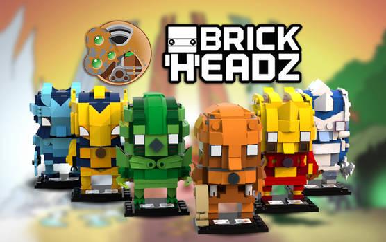 Brickheadz - The Toa Novus