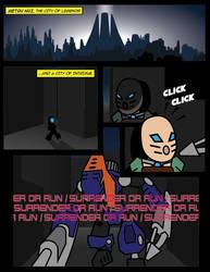 Metru Mayhem - Page 1 by 0nuku