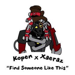 Bionifight: KopenxXaeraz by 0nuku