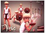 Sati Kid Concept (Color)