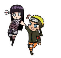 NaruHina by Weirdchan00