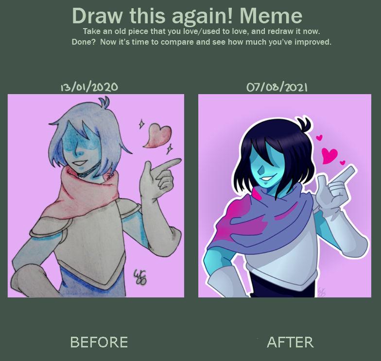 Draw this again