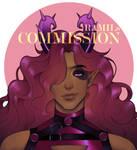 Commission - Magenta