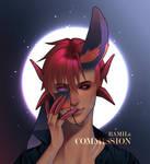 Commission - Abaddon