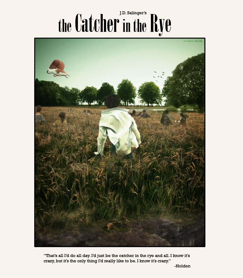 stylistic imitation catcher in the rye essay