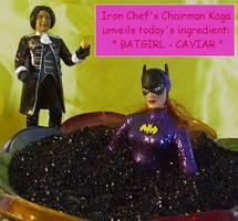 Chairman Kaga Batgirl caviar by TeenTitans4Evr