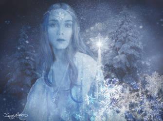 The Ice Elf