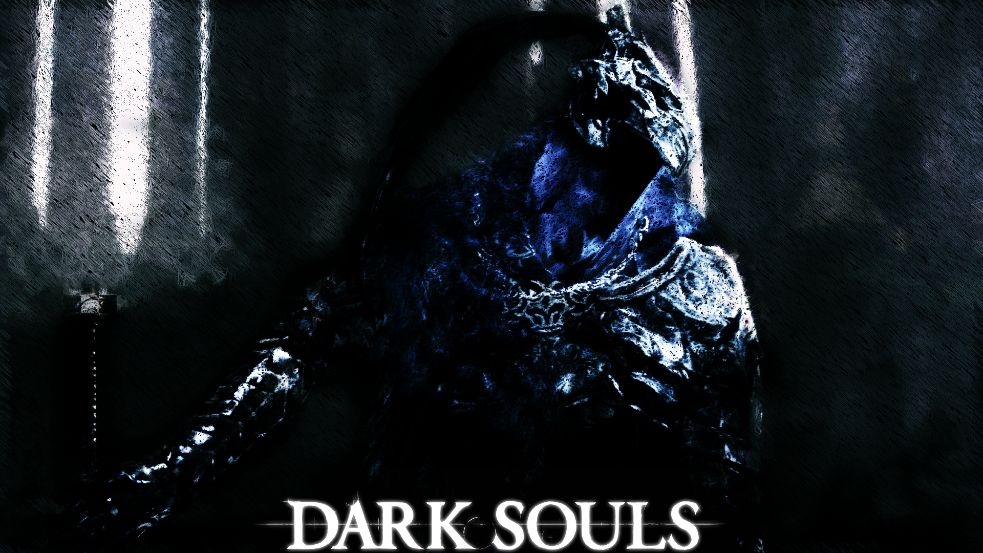 dark souls artorias wallpaper by dragunowx customization wallpaper    Dark Souls Seath Wallpaper