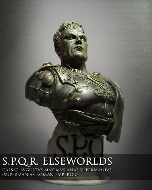 Supermanius, Superman as Roman Emperor