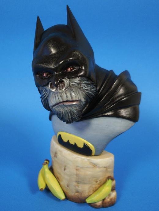 Batman as in the JLAPE Gorilla Warfare series