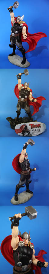 Kotobukiya Thor Esad Ribic style custom part III