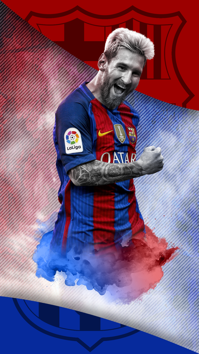 Mobile Wallpaper | Messi by enihal on DeviantArt