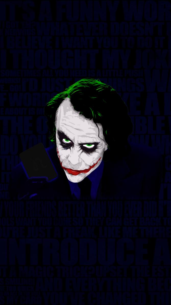 Wallpaper Black Joker Wallpaper Desktop Hd