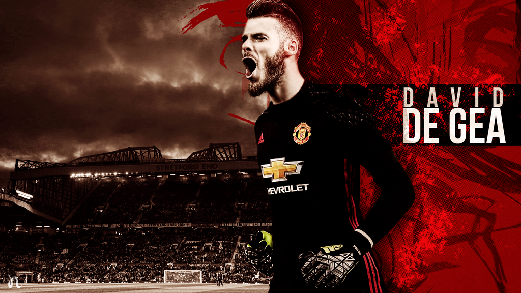David De Gea By Enihal On DeviantArt