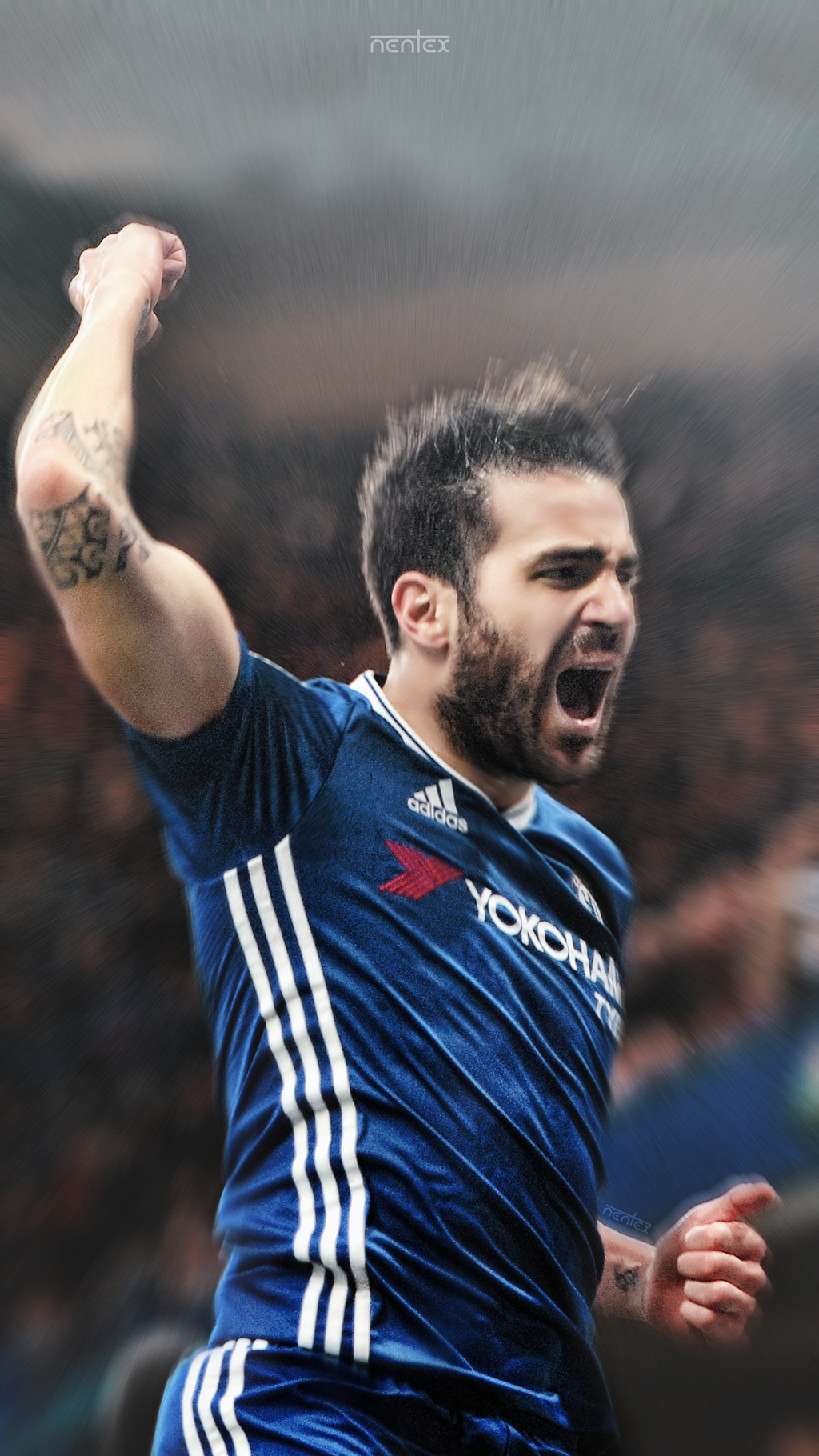 Mobile Wallpaper | Cesc Fabregas by enihal on DeviantArt