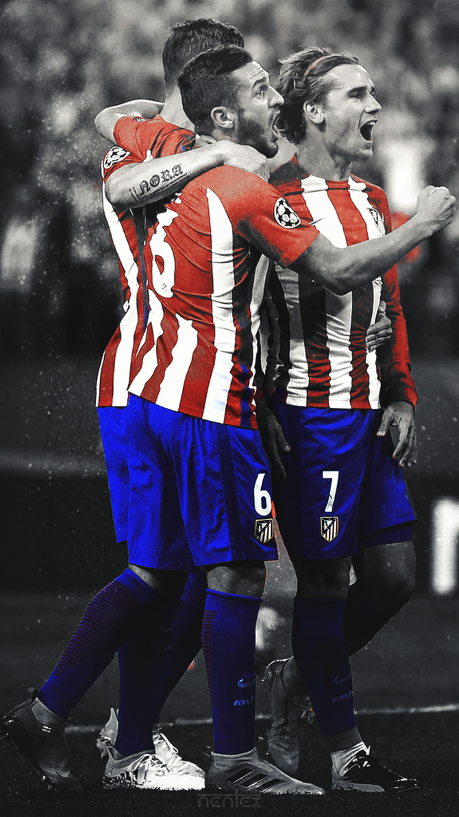 Mobile wallpaper atletico madrid by enihal on deviantart mobile wallpaper atletico madrid by enihal voltagebd Choice Image