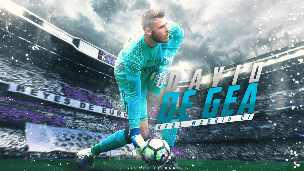 David De Gea - Real Madrid By Enihal