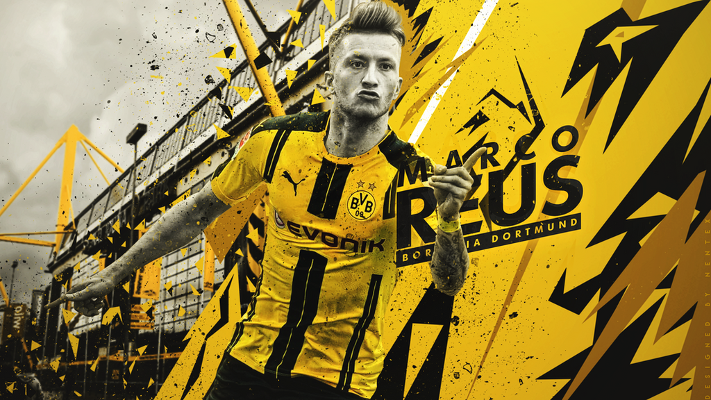 Desktop wallpaper marco reus by enihal on deviantart desktop wallpaper marco reus by enihal voltagebd Images