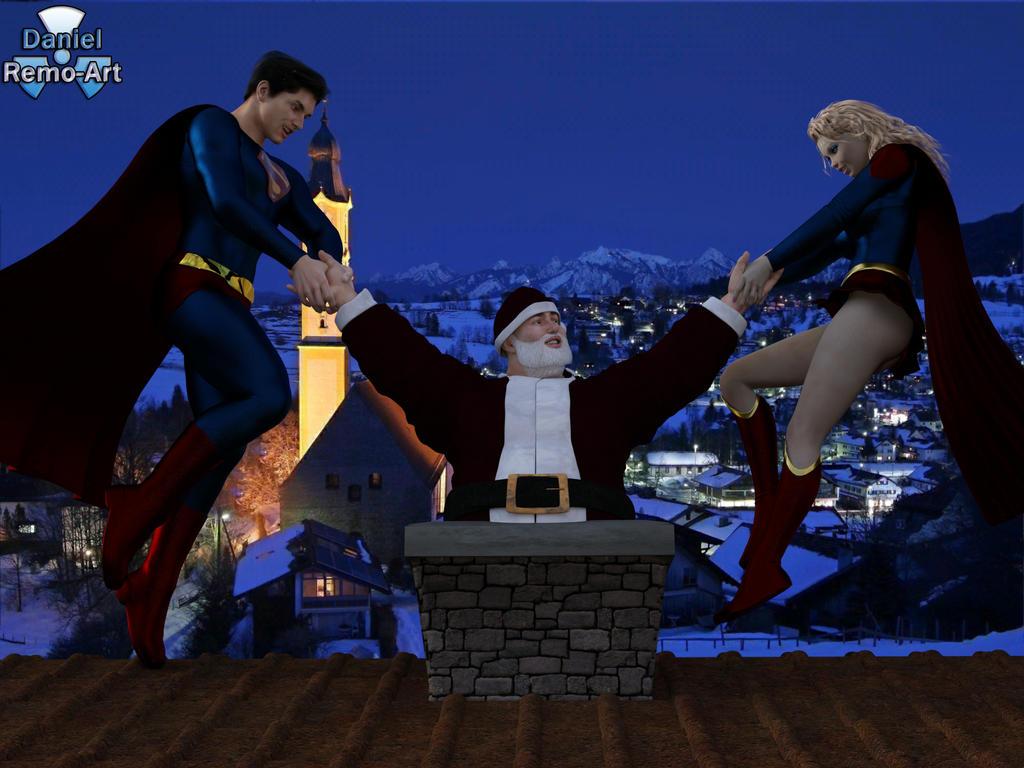Heave! Ho Ho Ho! by Daniel-Remo-Art
