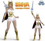 Iray - Heroines - She-ra