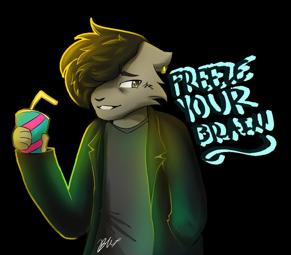 Freeze Your Brain by BlixOwlstar321
