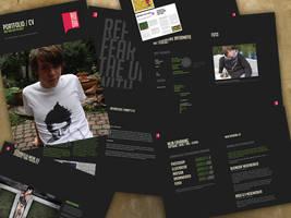 Portfolio CV 2008 by Ruudj3