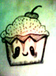 Cuppy cake.