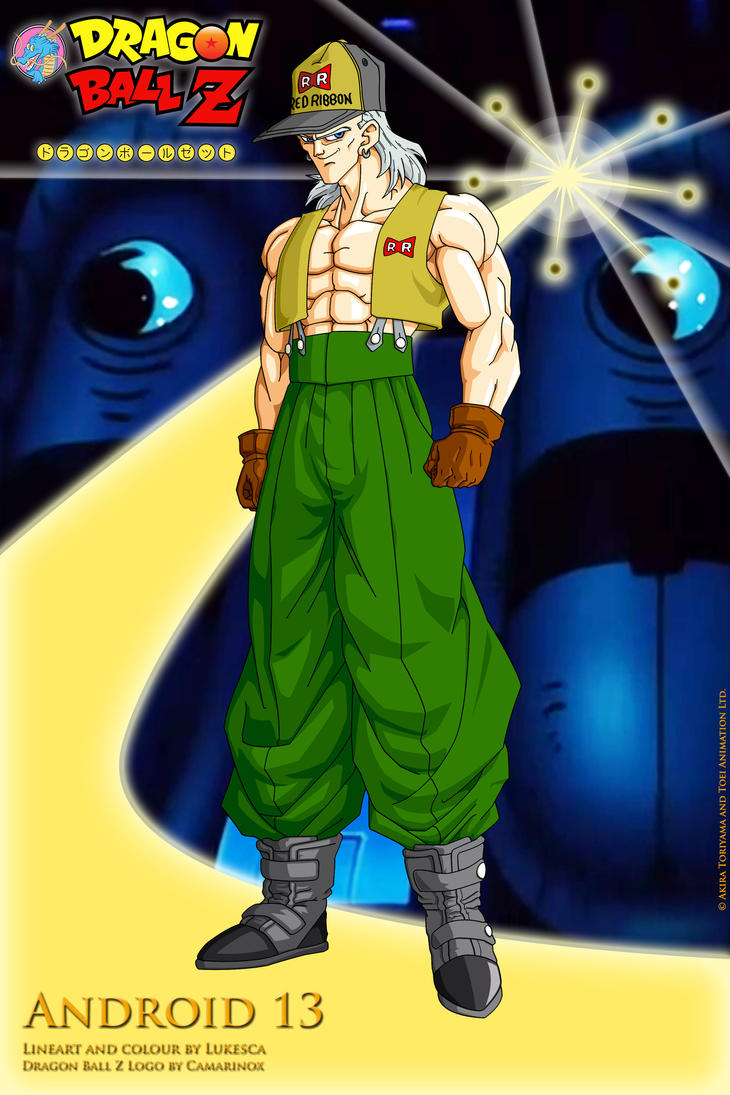 Android 13 By Lukesca On Deviantart
