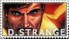 Doctor Strange Stamp by TheDarkHyena