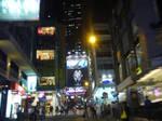 Hong Kong, Night Life