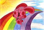 Inspiration: Happy bunny